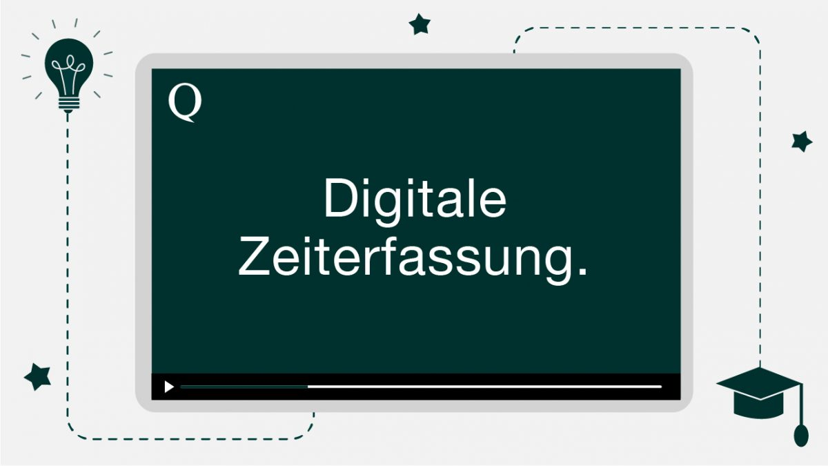 Tutorial Digitale Zeiterfassung